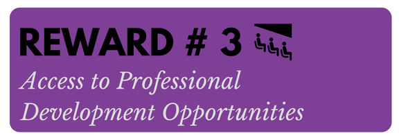 Button 3 Access to Professional Development Opportunities