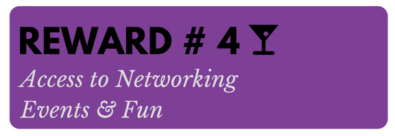 Button 4 Access to Networking Events and Fun