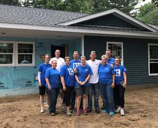 2017 Habitat for Humanity GKAR Build