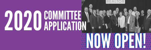 2020 Committee Application Now Open