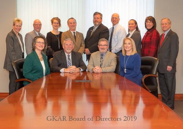 GKAR Board of Directors 2019
