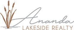 Ananda Lakeside Realty Logo - white background