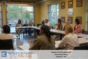 MI REALTORS Who Care Eastside Neighborhood Project Community Charette Oct 2017_1.png